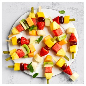 14 Fresh Fruit Kebabs