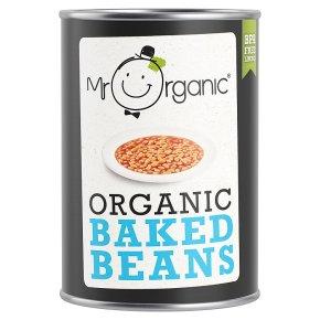 Mr Organic Organic Baked Beans