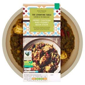 Levantine Table Herby Chicken & Kidney Bean Stew