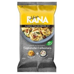 Rana Recipe Kit Tagliatelle Carbonara