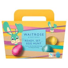 Waitrose Egg Hunt