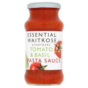 Essential Tomato & Basil Pasta Sauce