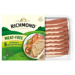 Richmond 8 Meat-Free Smoked Bacon Rashers