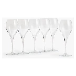 John Lewis Tulip White Wine Glasses 445ml