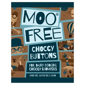 Moo Free Choccy Buttons
