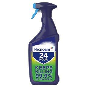 Microban Fresh Scent Bathroom Spray