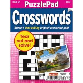 Puzzlelife Puzzlepad Crosswords