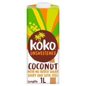 Koko Unsweetened Coconut Long Life Drink