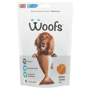 Woofs MSC Redfish Cookies