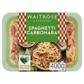Waitrose Italian Spaghetti Carbonara