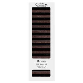 Hotel Chocolat Batons 65% Supermilk