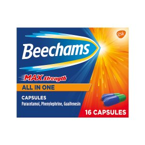 Beechams Max Strength All in One