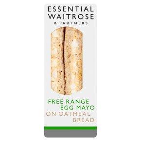 Essential Egg Mayo Sandwich