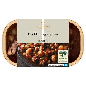 No.1 Beef Bourguignon