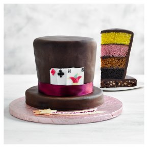 Heston from Waitrose Top Hat Cake