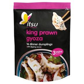 itsu King Prawn Gyoza 16s
