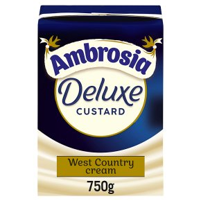 Ambrosia Deluxe Custard with West Country Cream