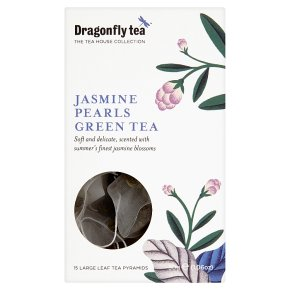 Dragonfly Tea Jasmine Pearls Green Tea 15s