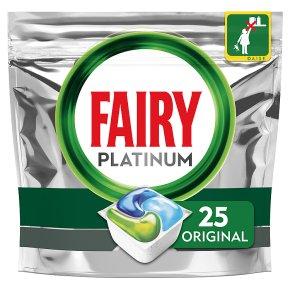 Fairy 25s Platinum Capsules