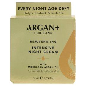 Argan+ Argan Oil Overnight Cream