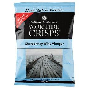 YorksC Chard Wine Vinegar Crisps