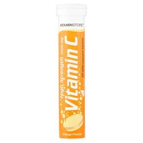 Vitamin Store Vitamin C Tablets