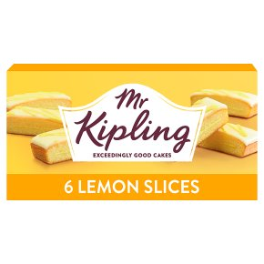 Mr Kipling Lemon Layered Slices
