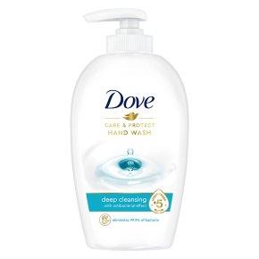 Dove Care & Protect Hand Wash Antibac