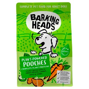 Barking Heads Plant-Powered Pooches