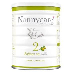 Nannycare 2 Goat Follow On Milk