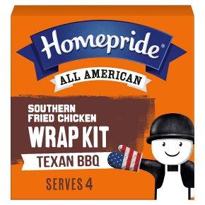 Homepride Texan BBQ Wrap Kit