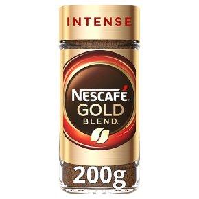 Nescafe Gold Intense Instant Coffee