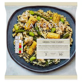 Waitrose Green Thai Curry