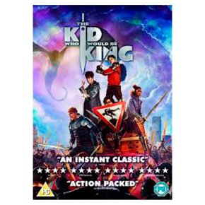 DVD The Kid Who Would Be King