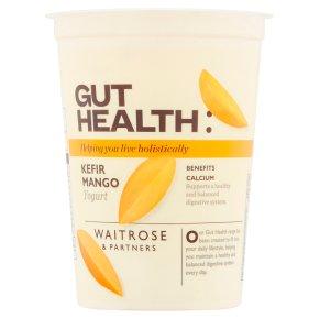 Waitrose Gut Health Mango Kefir Yogurt