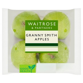 Waitrose Granny Smith Apples