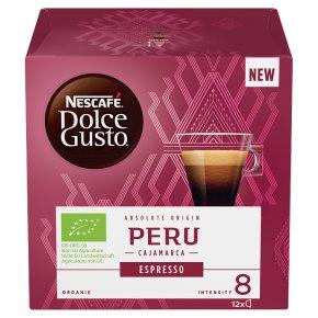 Nescafé Dolce Gusto Peru Espresso 12s