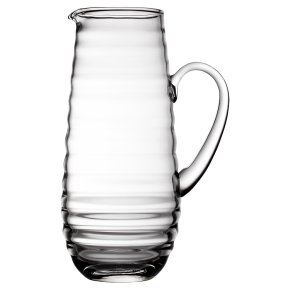 Waitrose Artisan Clear Glass Jug