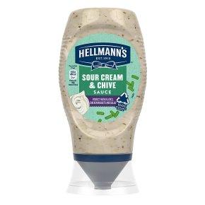 Hellmann's Sour Cream & Chive Sauce