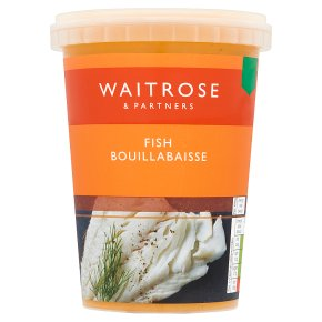 Waitrose Fish Bouillabaisse Soup