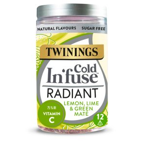 Twinings Cold Infuse Radiant 12s