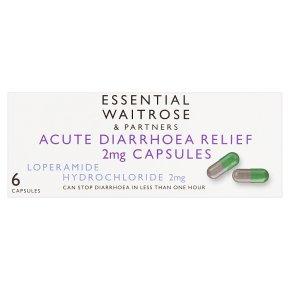 Essential Diarrhoea Capsules