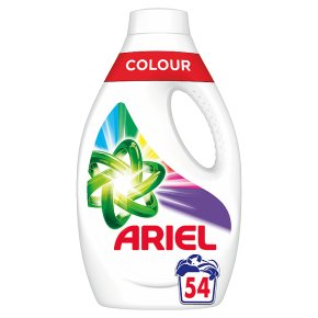 Ariel Liquid Colour 54 washes