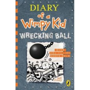 Diary Of A Wimpy Kid Wrecking Ball Jeff Kinney