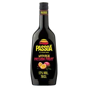 Passoa Passionfruit Liqueur The Passion Drink