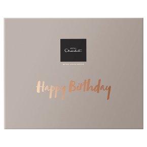 Hotel Chocolat Happy Birthday