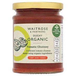 Duchy Organic Tomato Chutney