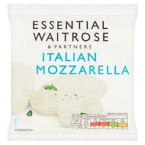 Essential Italian Mozzarella Strength 1