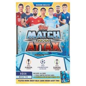 Match Attax Season 2021/22 Mega Tin