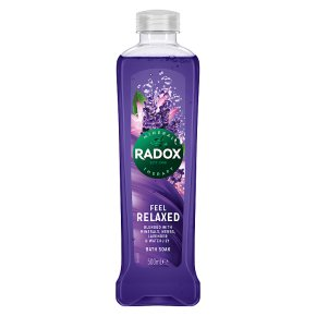 Radox Feel Relaxed Lavender & Waterlily